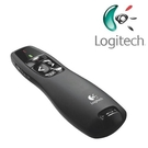 全新 Logitech羅技 R400 2.4G紅光簡報器(紅光雷射/距離15公尺/隨插即用)