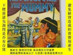 二手書博民逛書店TERRY罕見DEARY S EGYPTIAN TALES THE MAGIC AND THE MUMMYY3