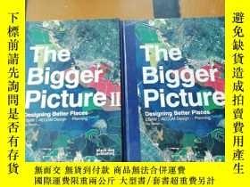 二手書博民逛書店The罕見Bigger Picture EDAW AECOM D