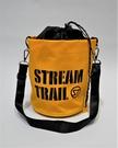 Stream Trail ANEMONE 隨身包 側背包 活力黃