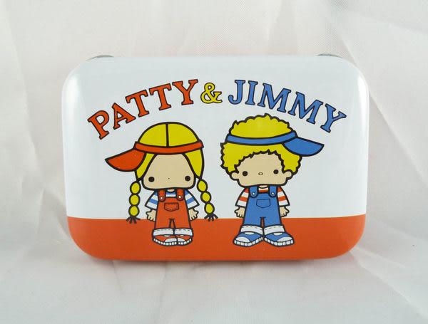 【震撼精品百貨】Patty & Jimmy~置物小鐵盒『排站』
