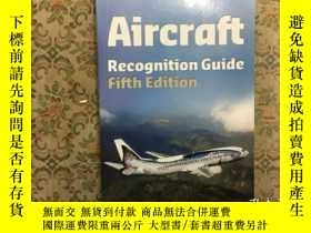二手書博民逛書店Jane s罕見Aircraft Recognition Gui