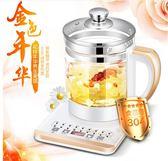 110V養生壺玻璃花茶壺多功能煮茶器電水壺煎壺訂製出口美國日本 多麗絲旗艦店