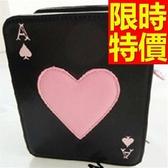 手拿包-撲克牌經典款氣質女肩背包2色56t6【巴黎精品】