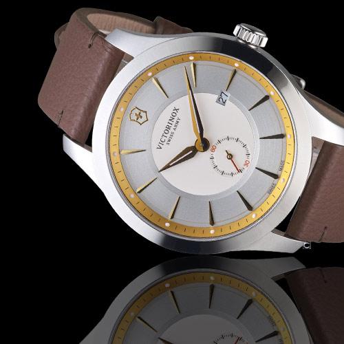 VICTORINOX SWISS ARMY 瑞士維氏 ALLIANCE 聯盟紳士腕錶 VISA-241767