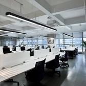 辦公室吊燈LED長條燈長方形創意現代條形方通吊線工作室日光燈具jy【全館89折最後一天】
