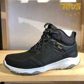 TEVA 男款 ARROWOOD 2 Mid WP 中筒輕羽多功能防水郊山鞋 - 黑色  93960BLK