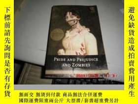 二手書博民逛書店Pride罕見And Prejudice And ZombiesY18910 Jane Austen(簡· q