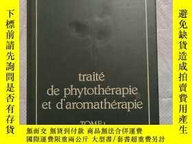 二手書博民逛書店de罕見phytotherapie et d aromather