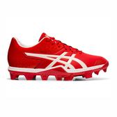 Asics Japan Speed [1121A015-600] 男鞋 棒壘球 釘鞋 穩定 舒適 回彈 緩衝 亞瑟士 紅