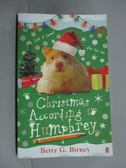 【書寶二手書T8/原文小說_IPI】Christmas According to Humphrey_Betty G. B