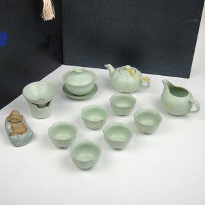 特價 汝瓷 陶瓷功夫茶具