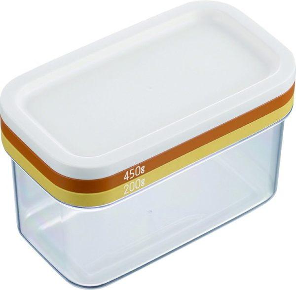 [霜兔小舖]日本製 Akebono 曙產業 奶油切割保存盒 ST-3006