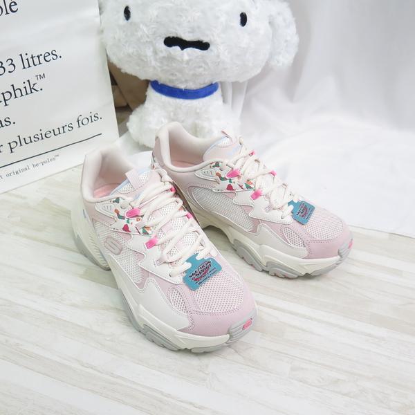 Skechers STAMINA V2-ART WALK女款 運動休閒鞋 149512NMLT 粉【iSport愛運動】