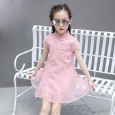 618好康鉅惠 童裝2018新韓版女童洋氣裙子公主夏裝