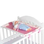 嬰兒護理臺 嬰兒尿布整理架換尿布台嬰兒護理台置物台 萬寶屋