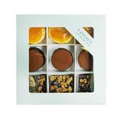 【上城蛋糕】西式點心禮盒-伴手禮,甜點,點心,日式輕乳酪,巧克力布朗尼,生巧克力