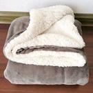 小毛毯被子雙層加厚保暖單人女辦公室沙發蓋腿午睡冬季珊瑚絨毯子 黛尼時尚精品