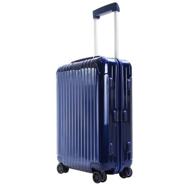 【南紡購物中心】Rimowa ESSENTIAL Cabin S 20吋登機箱(亮藍)