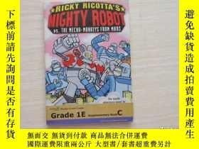 二手書博民逛書店Ricky罕見Ricotta s Mighty Robot vs