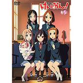 動漫 - K-ON!輕音部 DVD VOL-5