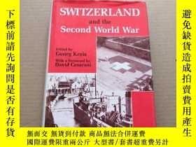 二手書博民逛書店switzerland罕見and the second worl