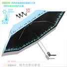 【RainBow】城市光廊-抗UV自動傘...