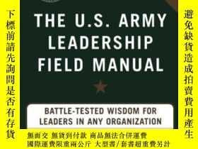 二手書博民逛書店The罕見U.s. Army Leadership Field