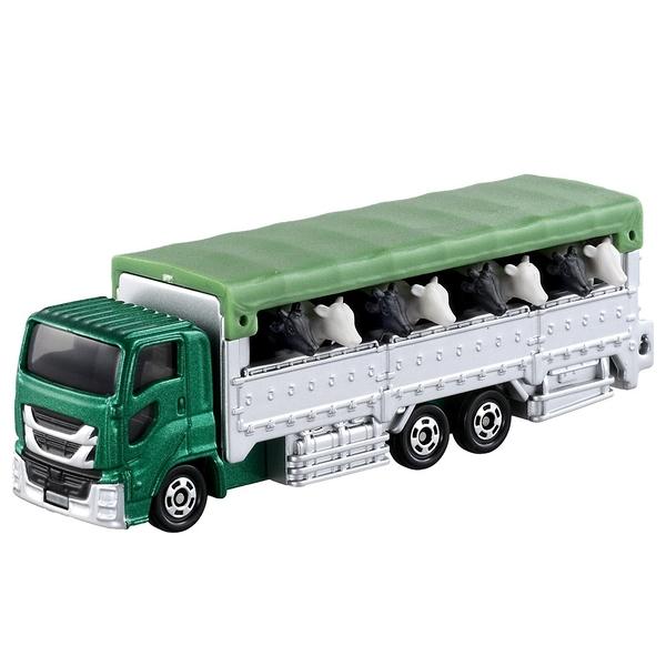 【 TOMICA 火柴盒小汽車 】NO.139 動物運輸車 / JOYBUS玩具百貨