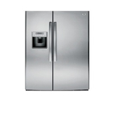 GE 美國 奇異  PSS28KSSS 824 對開門冰箱 不鏽鋼灰色