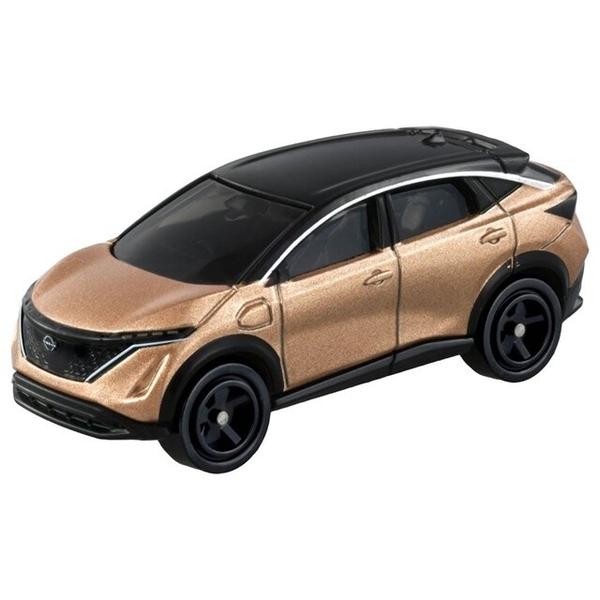小禮堂 Tomica多美小汽車 Nissan Ariya 電動休旅車 64 4904810-14353