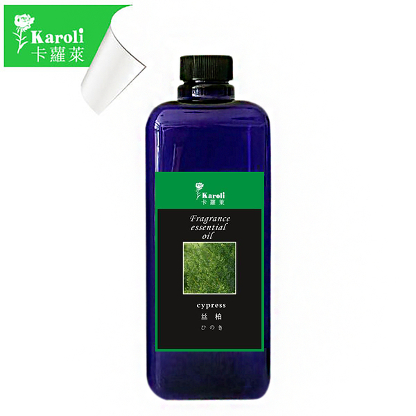 karoli 卡蘿萊  超高濃度水竹 絲柏精油補充液 1000ml 大容量 擴香竹專用精油