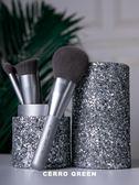 Cerro Qreen化妝刷套裝動物毛化妝工具全套眼影刷唇刷散粉刷子   麻吉鋪