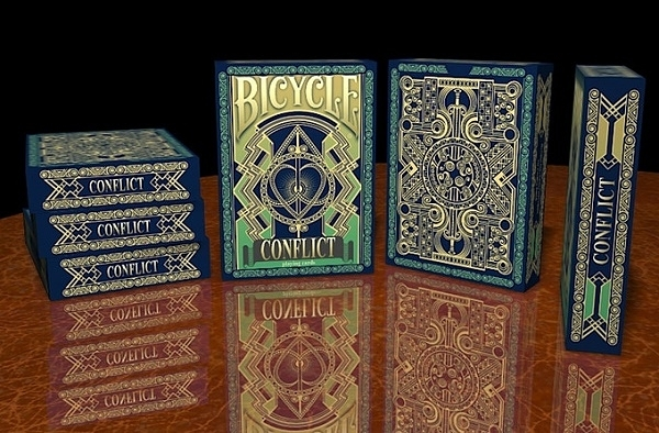【USPCC 撲克】Bicycle Conflict Playing Cards