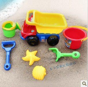 兒童沙灘玩具 沙灘車