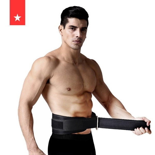 護腰帶 勞拉之星802健身腰帶深蹲舉重護腰帶硬拉實心球訓練運動加寬男女推薦