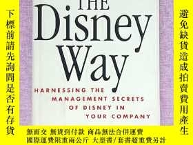 二手書博民逛書店THE罕見Disney WayY234608 Bill Capo