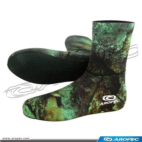 AROPC 潛水襪 3mm Neoprene 迷彩襪 Assassin-G Sox 保暖襪 止滑保暖 原價NT.950元