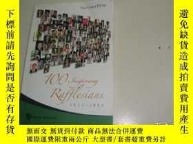 二手書博民逛書店100罕見Inspiring Rafflesians(1823—
