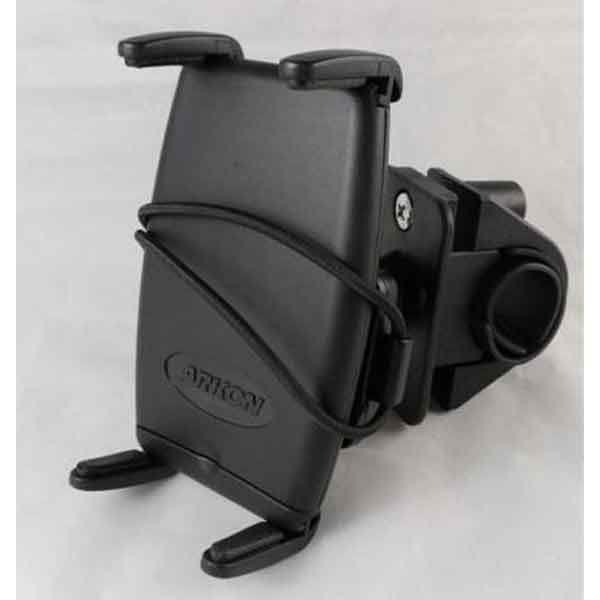 全球第一品牌ARKON Slim-GripR纖巧iPhone5 /智慧型手機萬用型腳踏車車架組 (SM532-R)
