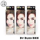 【快速出貨】泰國Mistine三合一3D眉筆 (眉筆 眉粉 染眉膏) 3色可選 泰國原廠正品