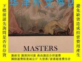 二手書博民逛書店【罕見】Masters of the Loaded BrushY