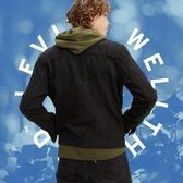 Levis Wellthread環境友善系列 男款 牛仔外套 / 創新棉化寒麻纖維 / 全一色精工海浪刺繡