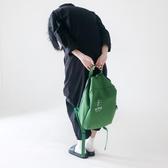 迷你O印樹 書包女 後背包女 百搭 校園 休閒旅行包清新背包後背包