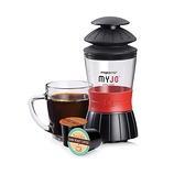 Presto MyJo單杯咖啡機 02835 適用Keurig K-CUP咖啡膠囊 [2美國直購]