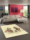 范登伯格-紐約客系列地毯-鬥牛犬-160x225cm