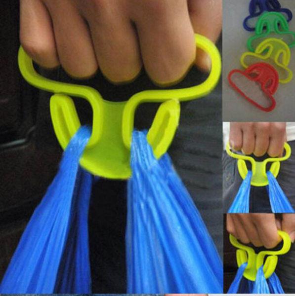 【TT147】塑膠袋 手提掛環 提物器 購物 買菜 掛包包 (承重15公斤)