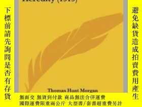 二手書博民逛書店The罕見Physical Basis of Heredity