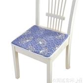 特賣坐墊四季通用薄款椅墊防滑辦公坐墊學生凳墊電腦椅子墊夏季餐椅墊 LX
