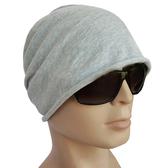 男士帽子純棉睡帽光頭夏天頭巾男空調透氣包頭帽男春秋薄款睡覺潮